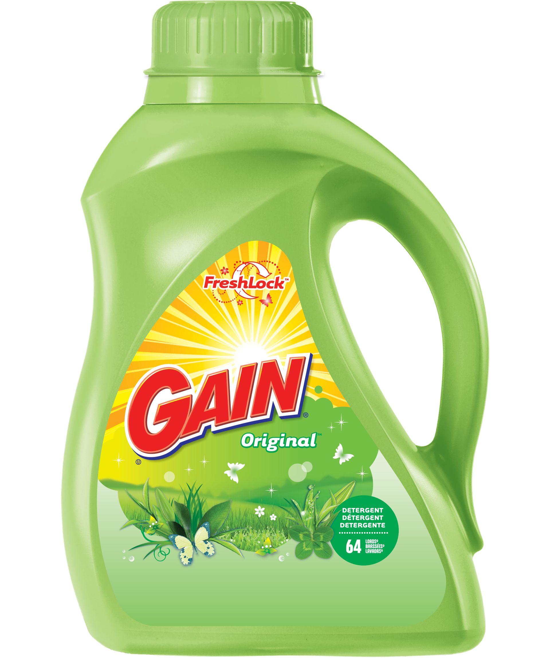 Hero Liquid Laundry Detergent Best Laundry Detergent Gain