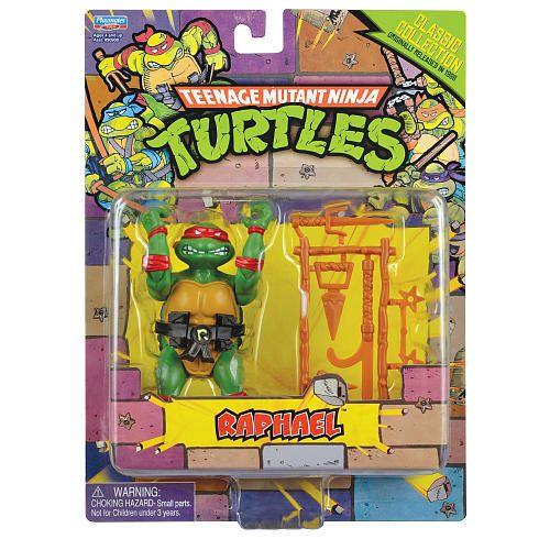 Playmates Toys' Teenage Mutant Ninja Turtles Classic Collection (Pre-Order)