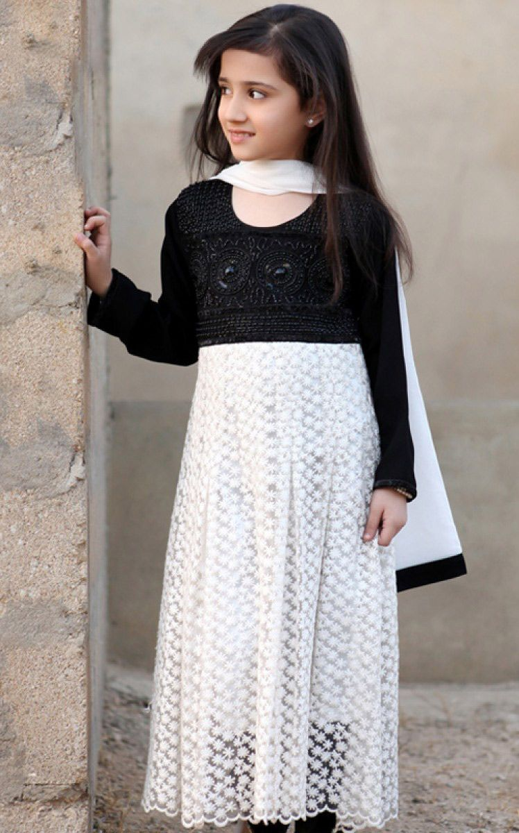 Eid kids kurta shalwar kameez designs 2013 2014 - Eden Robe S Kids Girls Collection 2014 Offers Unique And Trendy Designs For Every Occasion Like Spring Summer Eid Eden Robe 2014 Girls Collection Will