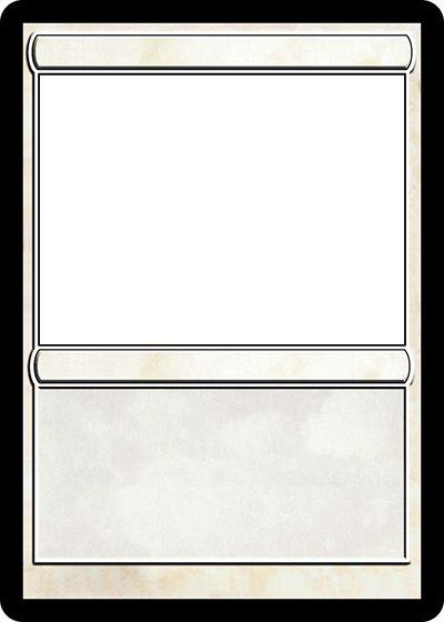 Magic Card Maker Trading Card Template Magic Card Game Magic Card