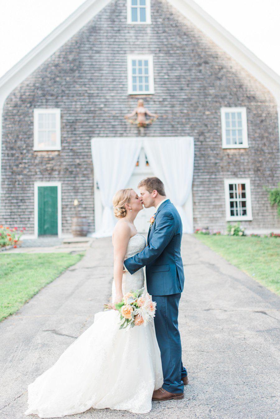 Rustic Chic Wedding Mount Hope Farm Ri: Lighthouse Wedding Venue Ri At Reisefeber.org