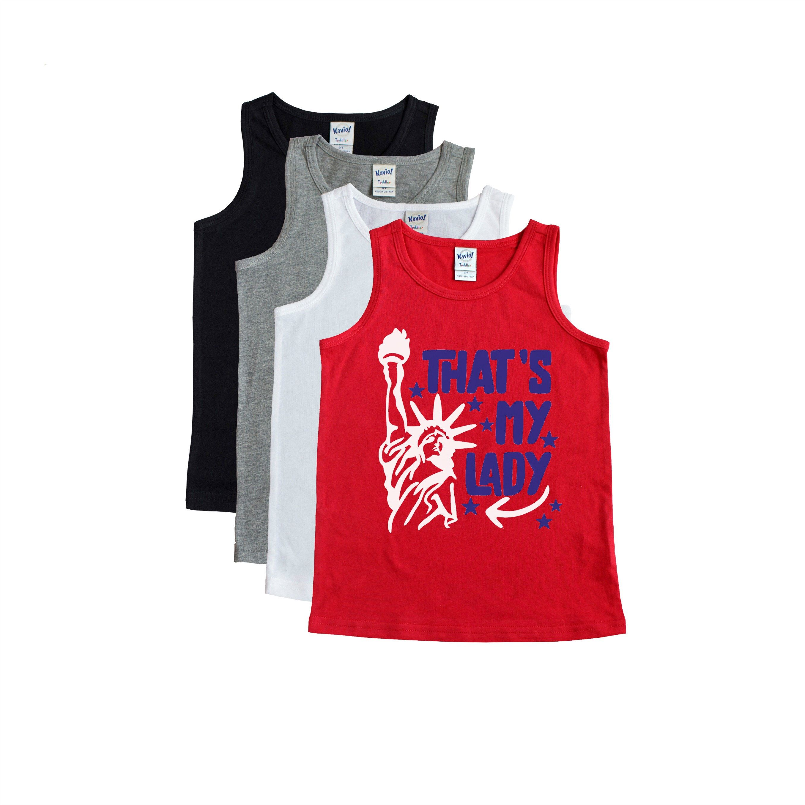 That S My Lady Boy S July 4th Tee 4th Of July Shirt Fourth Of