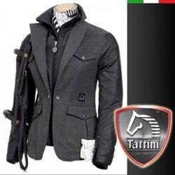 Tattini Ladies Jacket Sciliar With Contrast Fabric