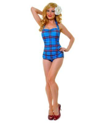 Vintage Inspired Swimsuits