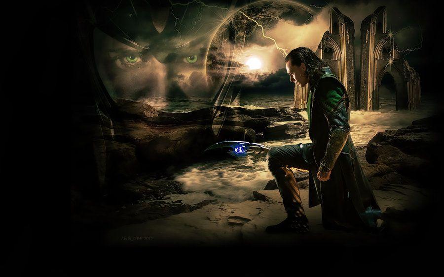 Loki - My 2nd favorite Loki Wallpaper | Loki and other ...