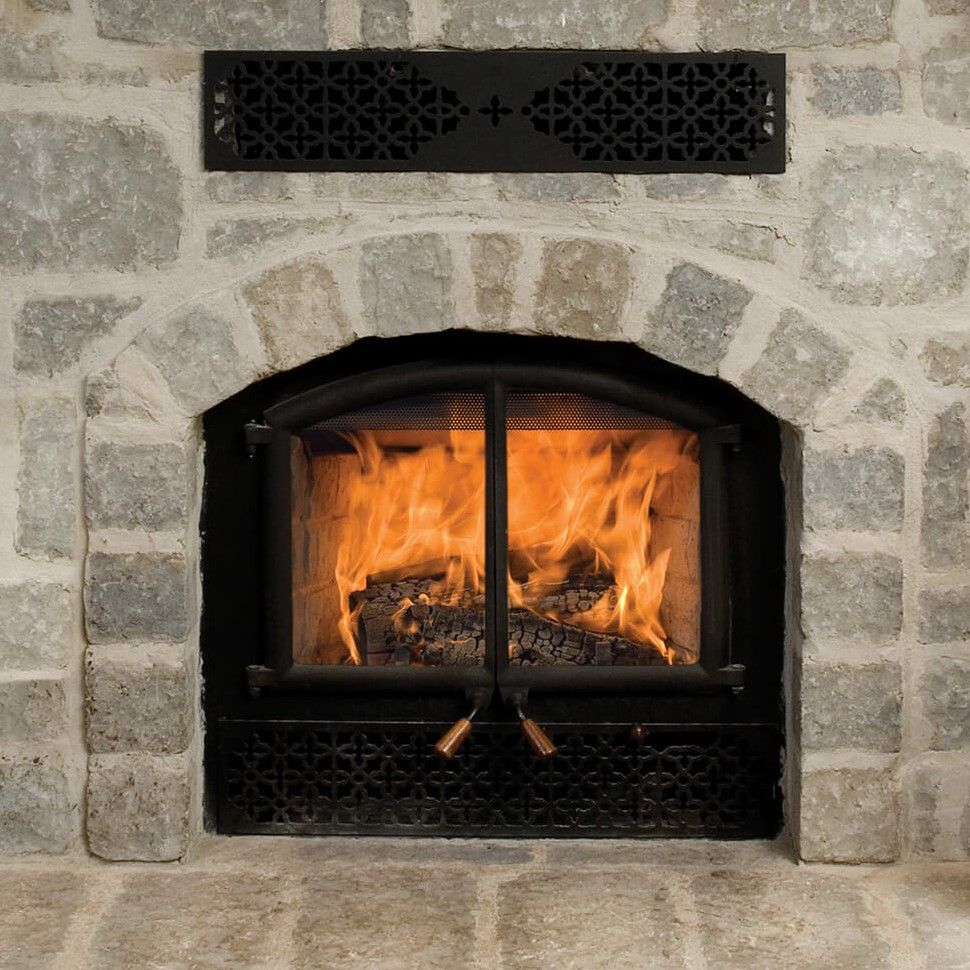 Rsf Opel 2c Built In Wood Stoves Wood Stove Wood Fireplace