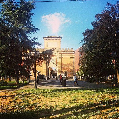 @chiarette Buongiorno #bologna! Inizia un'altra giornata con #mybologna questa è piazza XX settembre