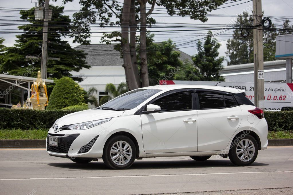 New Private Car Toyota Yaris Hatchback Eco Car Stock Photo Affiliate Toyota Yaris Private Car Ad Toyota Yaris Hatchback Hatchback Toyota