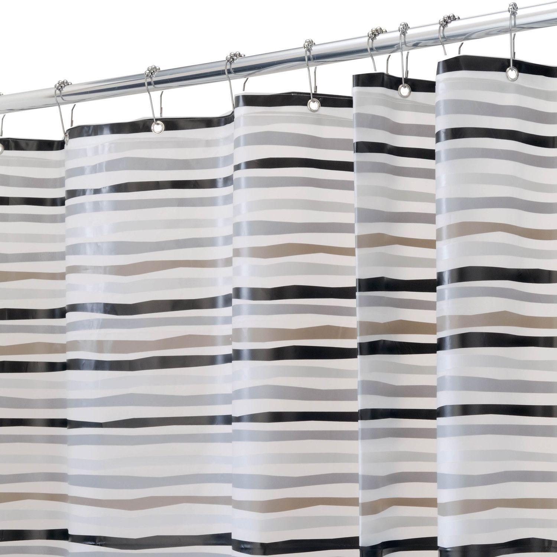 EVA Vinyl Shower Curtain Vinyl shower curtains, Shower