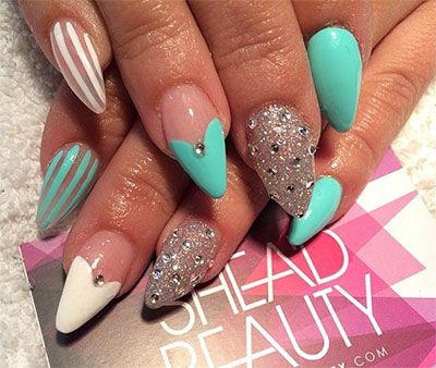 20-French-Gel-Nail-Art-Designs-Ideas-Trends-Stickers-2014-Gel-Nails-7.jpg 400×338 pikseliä