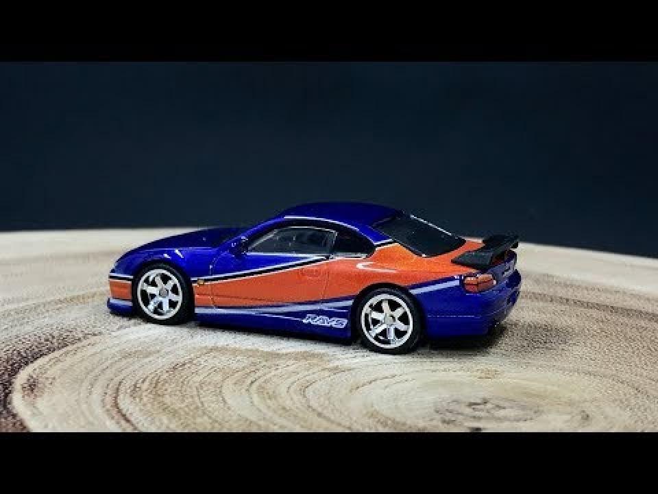 Post Lamley Sneak Peek Hot Wheels Fast Furious Premium Nissan Silvia S15 Mona Lisa Miniaturas