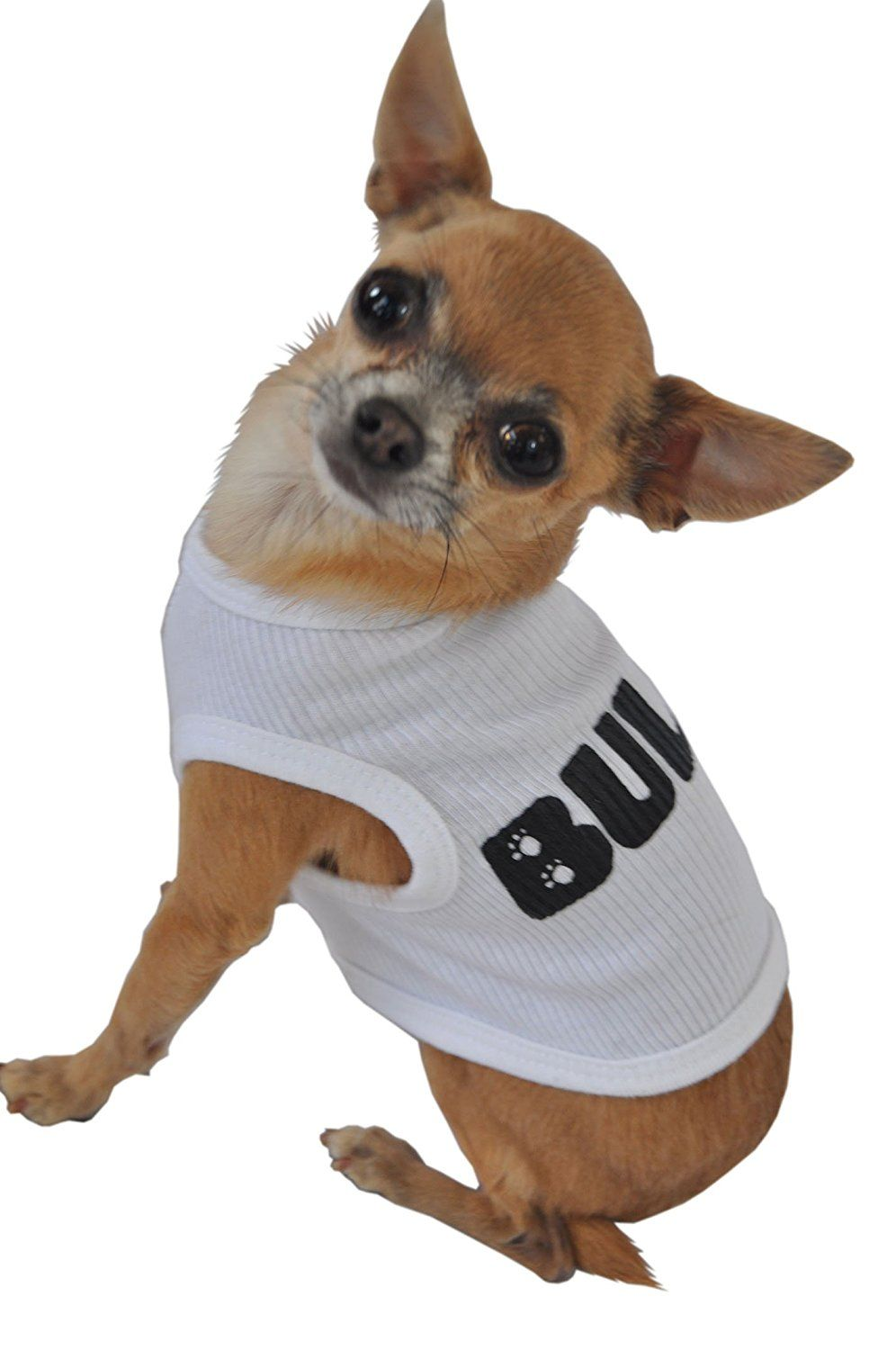 Ruff Ruff And Meow Dog Tank Top Bully White Extra Large Find