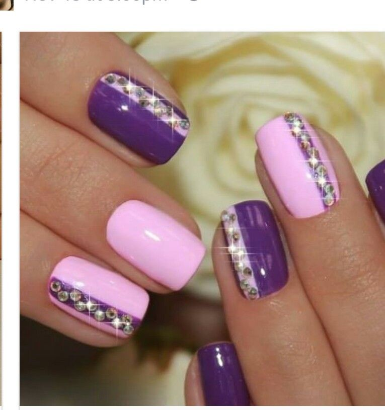 Pin by ..... Ariza. on N@i|$ | Pinterest | Nice, Nail color combos ...