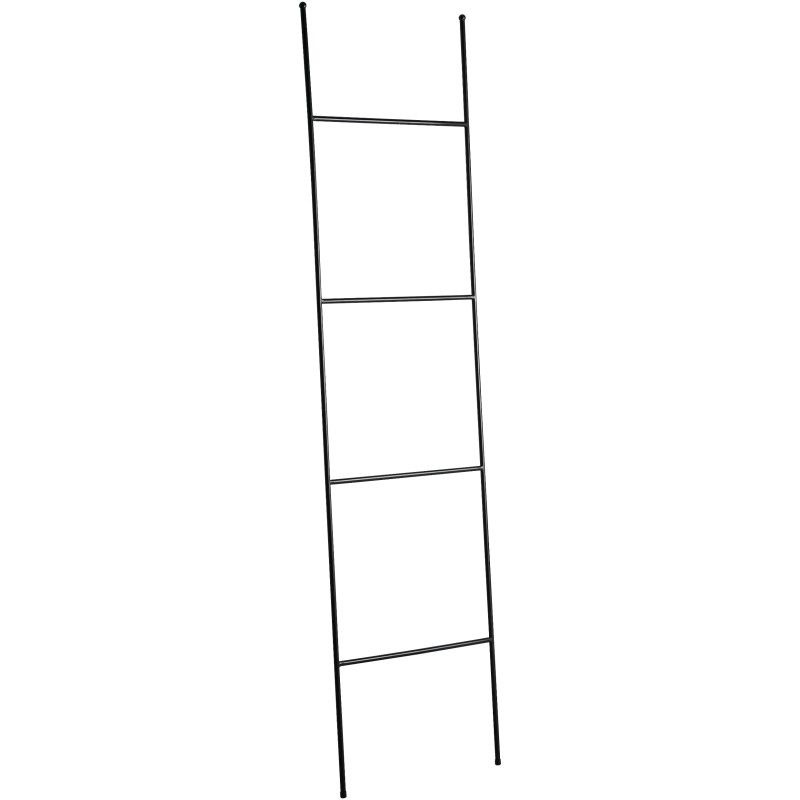 Ladder to hang next days clothes...and to climb up and get books! |Stege metall