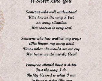 I Love You Cousin Poems Love My Brother Poems Sister Poem Love