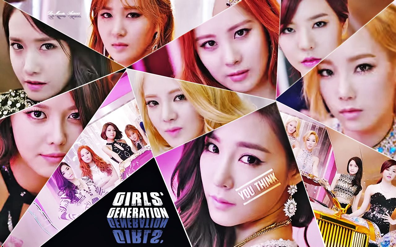 Snsd All About You Think Girls Generation Snsd Girls