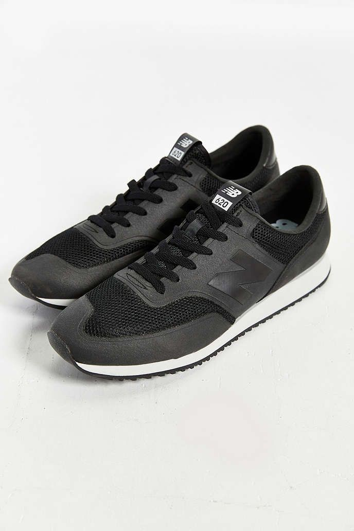 new arrival c8dbf 19027 New Balance 620 Modern Running Sneaker - Urban Outfitters. New Balance 620  Modern Running Sneaker - Urban Outfitters All Black Shoes, Adidas Shoes  Outlet