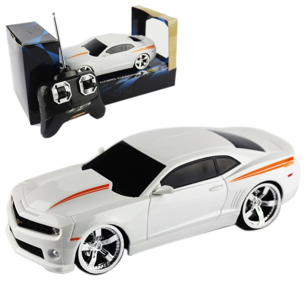 Licensed rc car model for chevrolet bumblebee remote control radio control racing car kids toys for children christmas gift