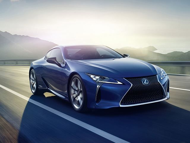 Lexus Doesnt Want To Make Evs So Instead It Will Build Hydrogen Cars Expect The First 300 Horsepower Model To Hit Dealerships Lexus Lc Hybrid Car Lexus Cars