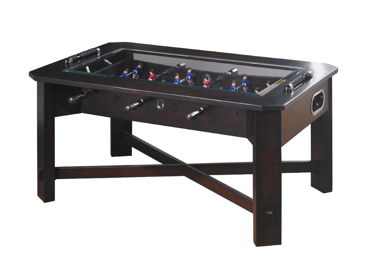 affordable price dirt cheap separation shoes Amazon.com: Chicago Gaming Pinnacle Foosball Coffee Table ...