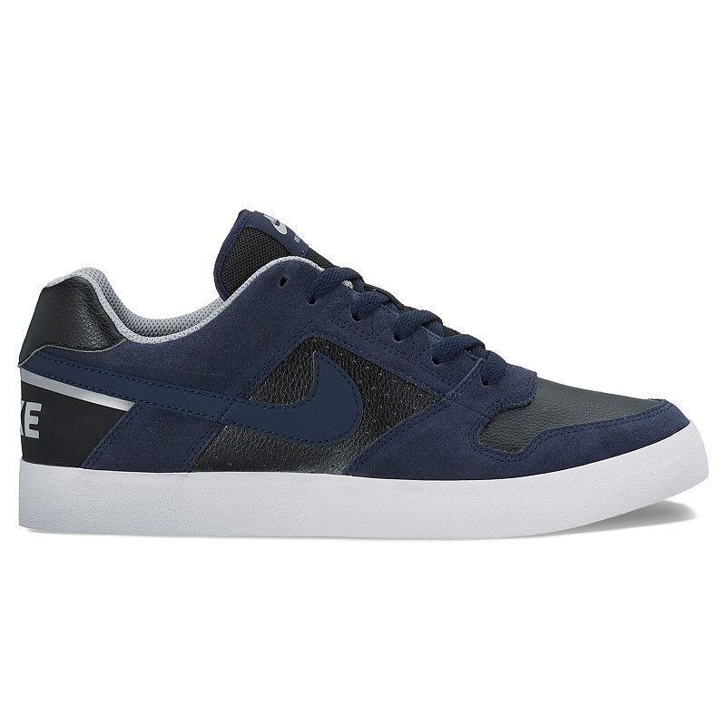Nike SB Delta Force Vulc Men's Skate Shoes, Size: 13, White Oth