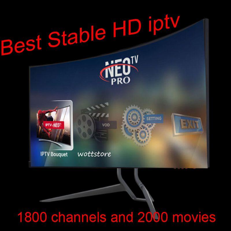 Neotv IPTV subscription neotv pro morocco Tunisia Algeria French