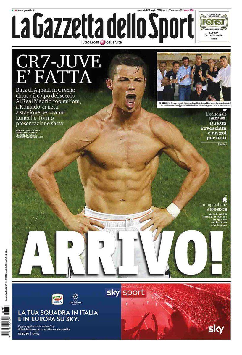 Leggi La Gazzetta dello Sport GRATIS La Gazzetta dello