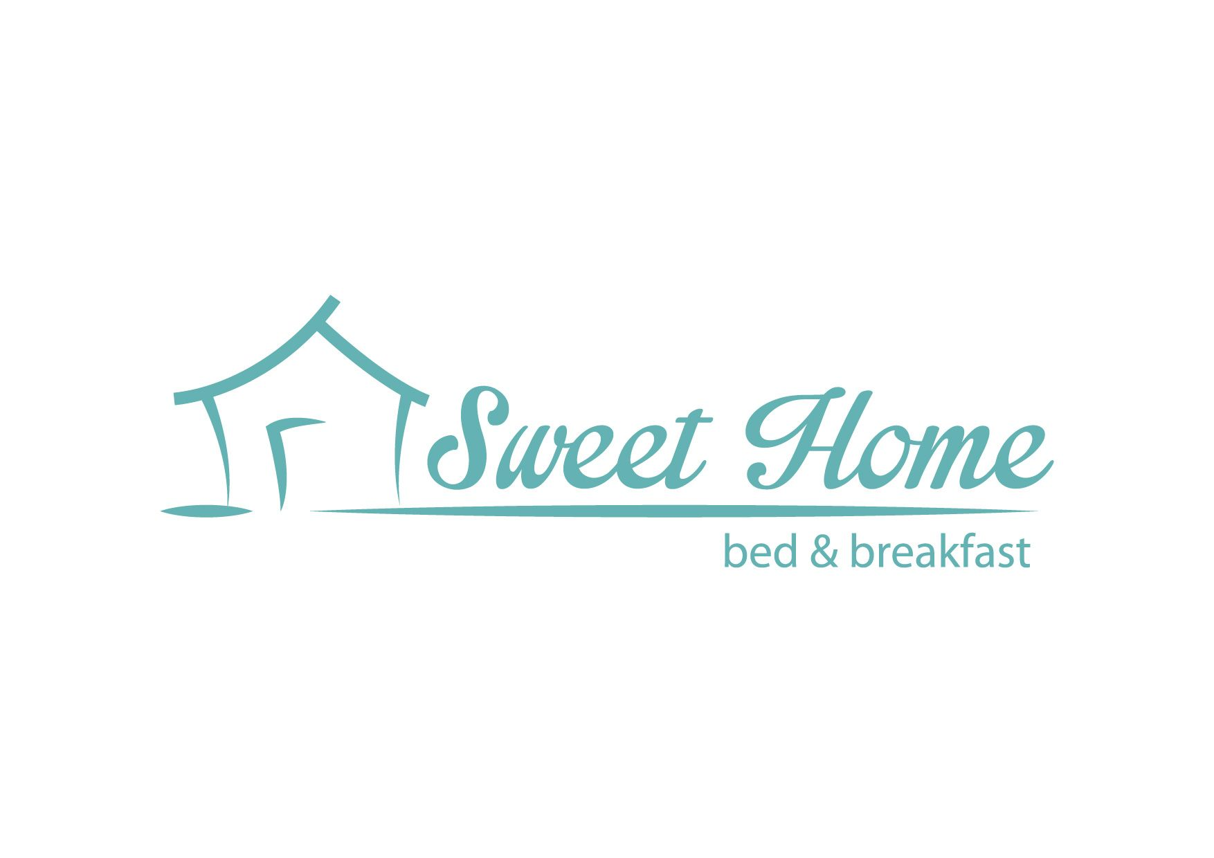 Sweet Home Bed Breakfast Bed And Breakfast Sweet Logo Home Logo