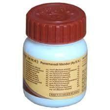Divya Patanjali Punarnavadi Mandur Vati 40 Gms Each Herbalism Liver Care Patanjali Products