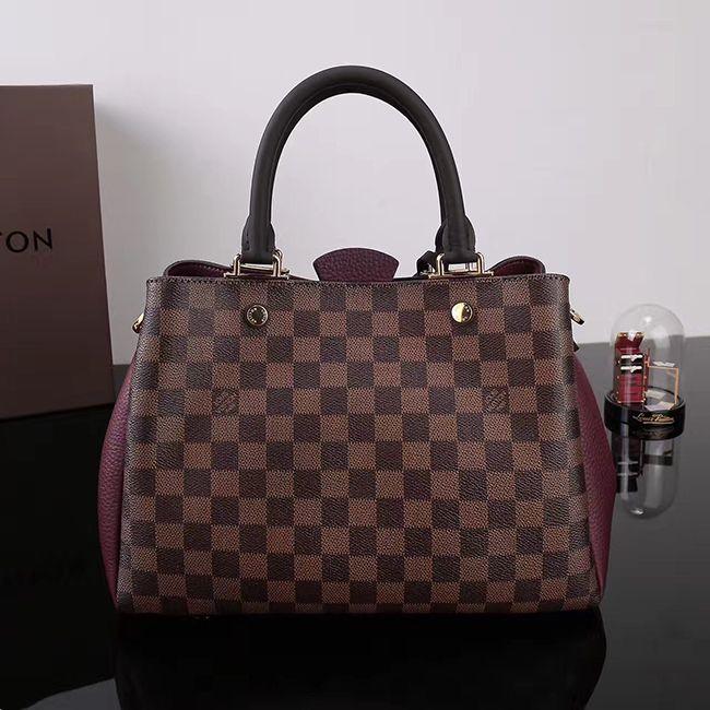 Louis Vuitton Bordeaux Brittany Bag 2016 collection ...