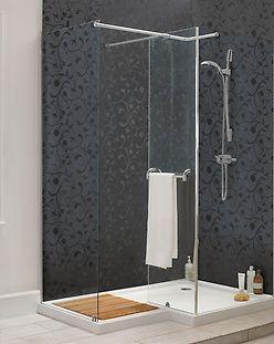 pinbilly thomas on bathroom ideas | shower enclosure