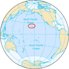 World Map With Hawaiian Islands In The Middle Hawaii Pacific
