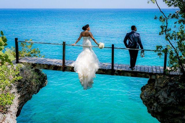 Intimate Jamaica Destination Wedding Avivah Jayson Destination Wedding Jamaica Dream Wedding Locations Destination Wedding
