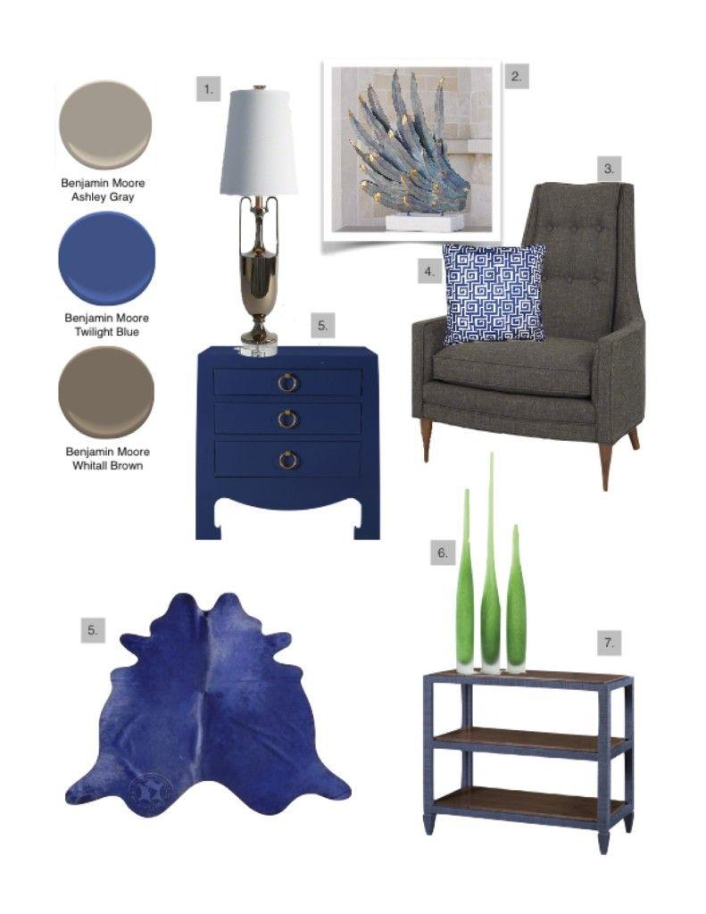 Navy Rug Living Room Interior Design Inspiration Board Blue Navy Green Emerald