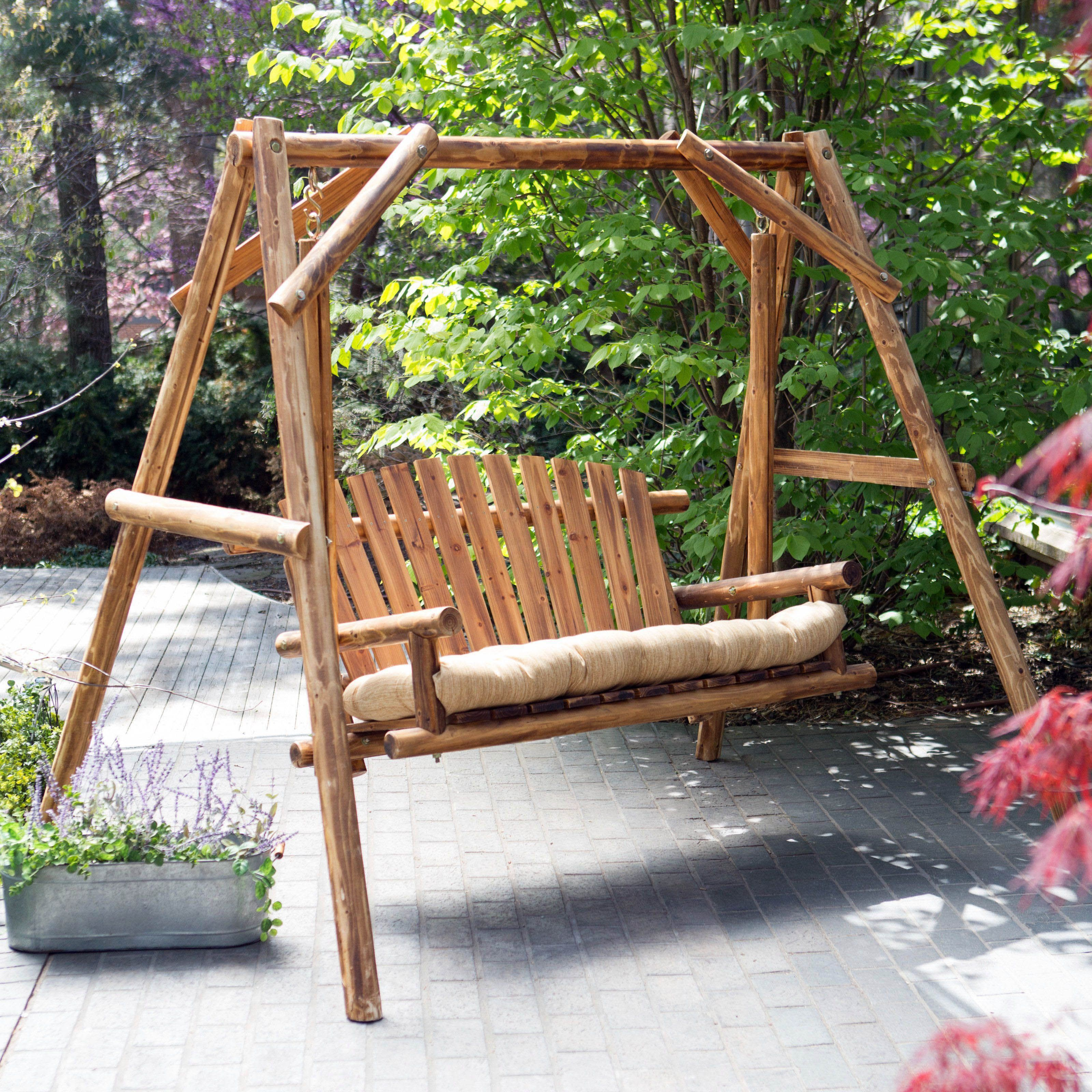 Discover Best Wooden Porch Swing Only In Shopy Home Design Outdoor Patio Swing Porch Swing Frame Porch Swing
