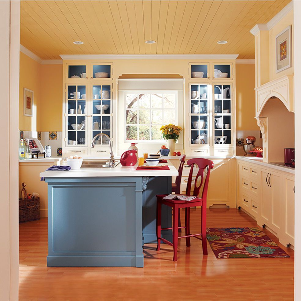 Ideas for painting kitchen cabinets  Avoid Painted Kitchen Cabinet Disasters With These  Vital Tips