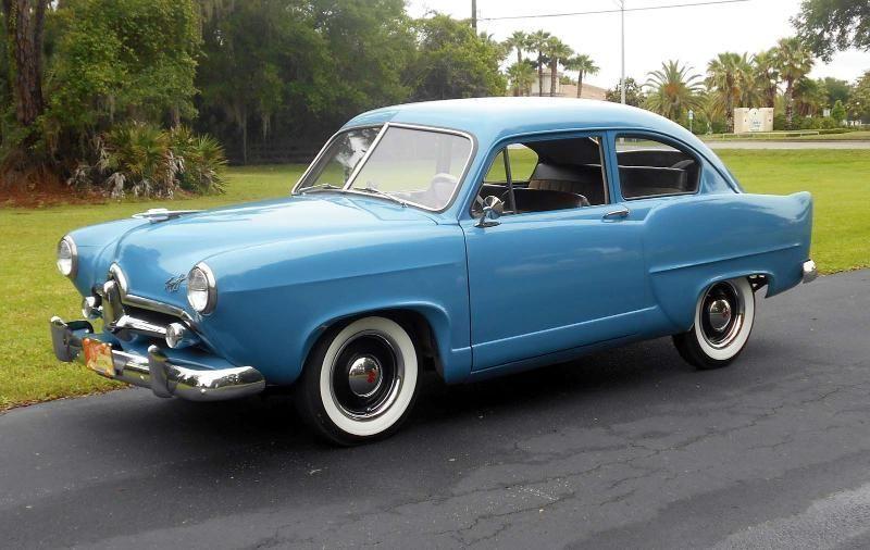 Low Mileage 1951 Kaiser Henry J | Dream cars, Unique cars, Cool cars