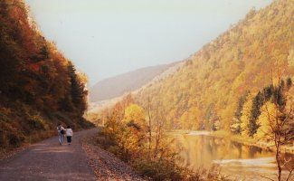 Pine Creek Rail Trail Voted By Usa Today As One Of The 10 Great