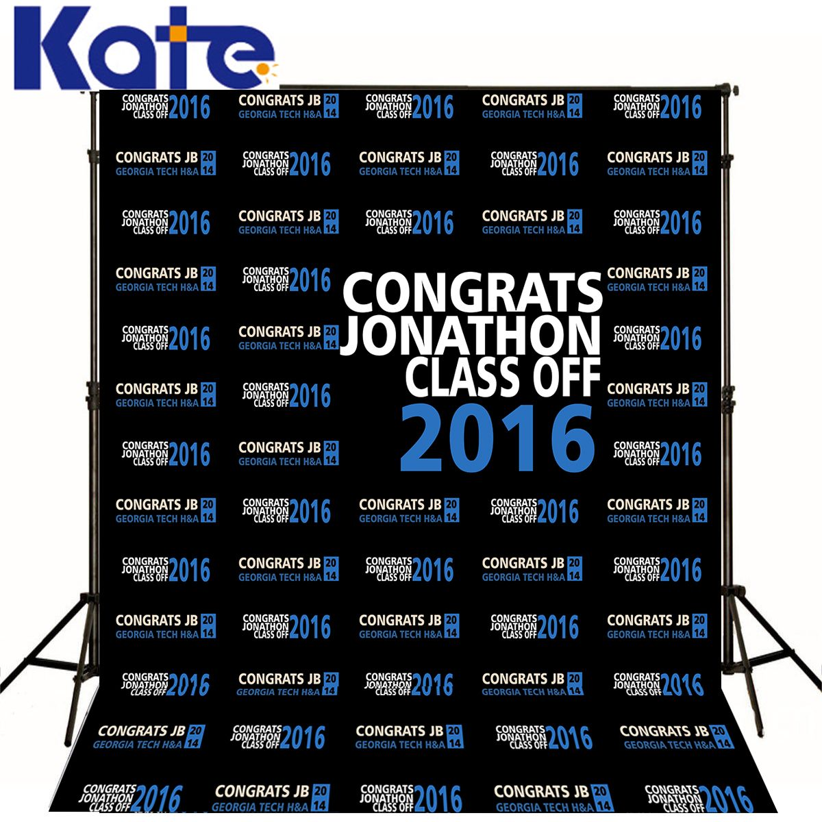 Partyartikel Roter Teppich Graduation Party Backdrop For High School Or College Graduation