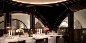 Not Eating In Heliot Steak House Once In Your Life Would Be A Big New Stk Private Dining Room Decorating Inspiration
