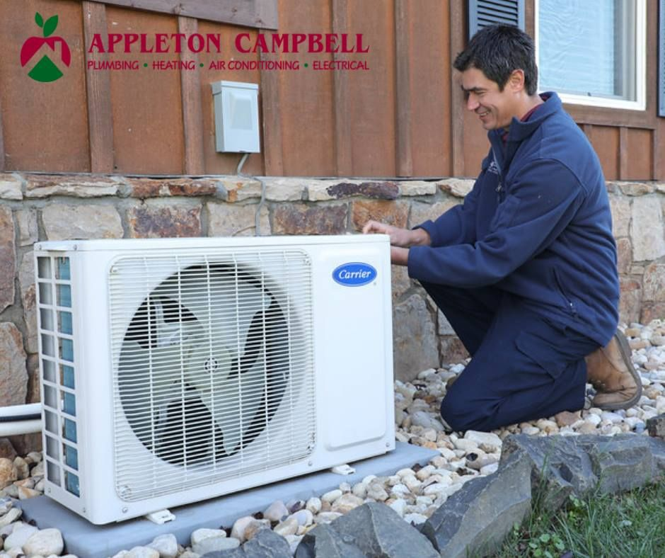 Now you can have a topofthe line heating and cooling