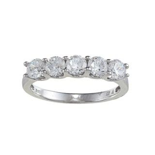 This ring is so pretty. A stone fell out of my wedding ring and while it was being fixed I bought and wore this one. Simply stunning!