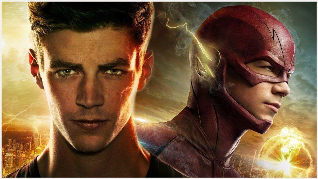 Flash Superhero Wallpaper
