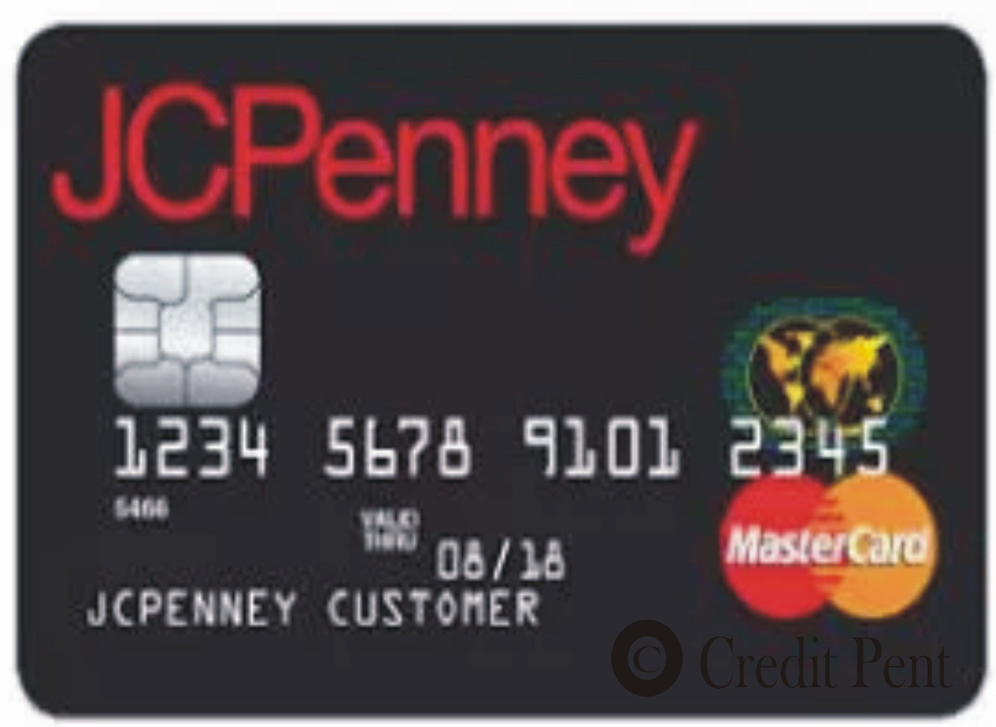 Jcpenney rewards credit card login account payment