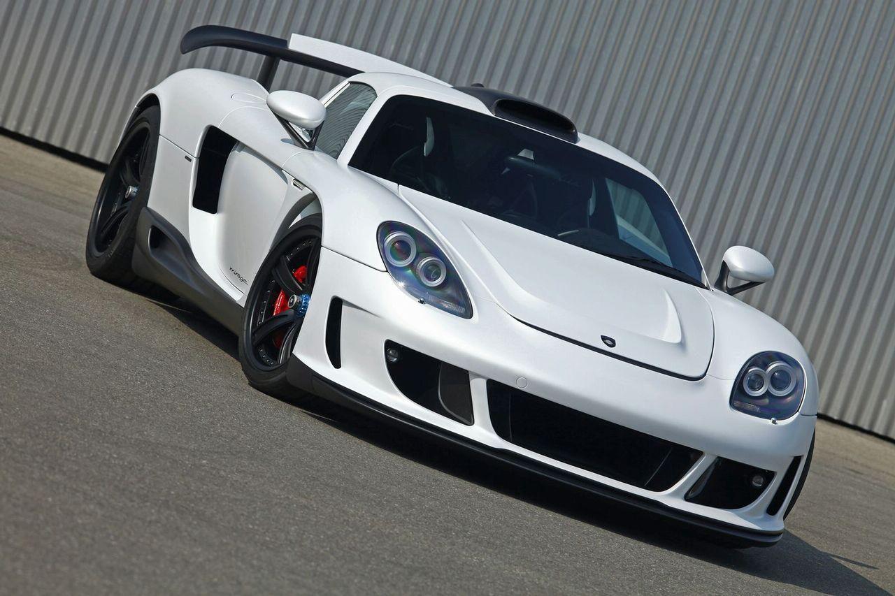 Gemballa Mirage Gt Carbon Edition Porsche Carrera Porsche Carrera Gt Porsche