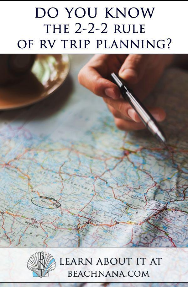 Six Essential Tips for Planning an RV Trip Itinerary-Small RV Ninja-beach nana travels