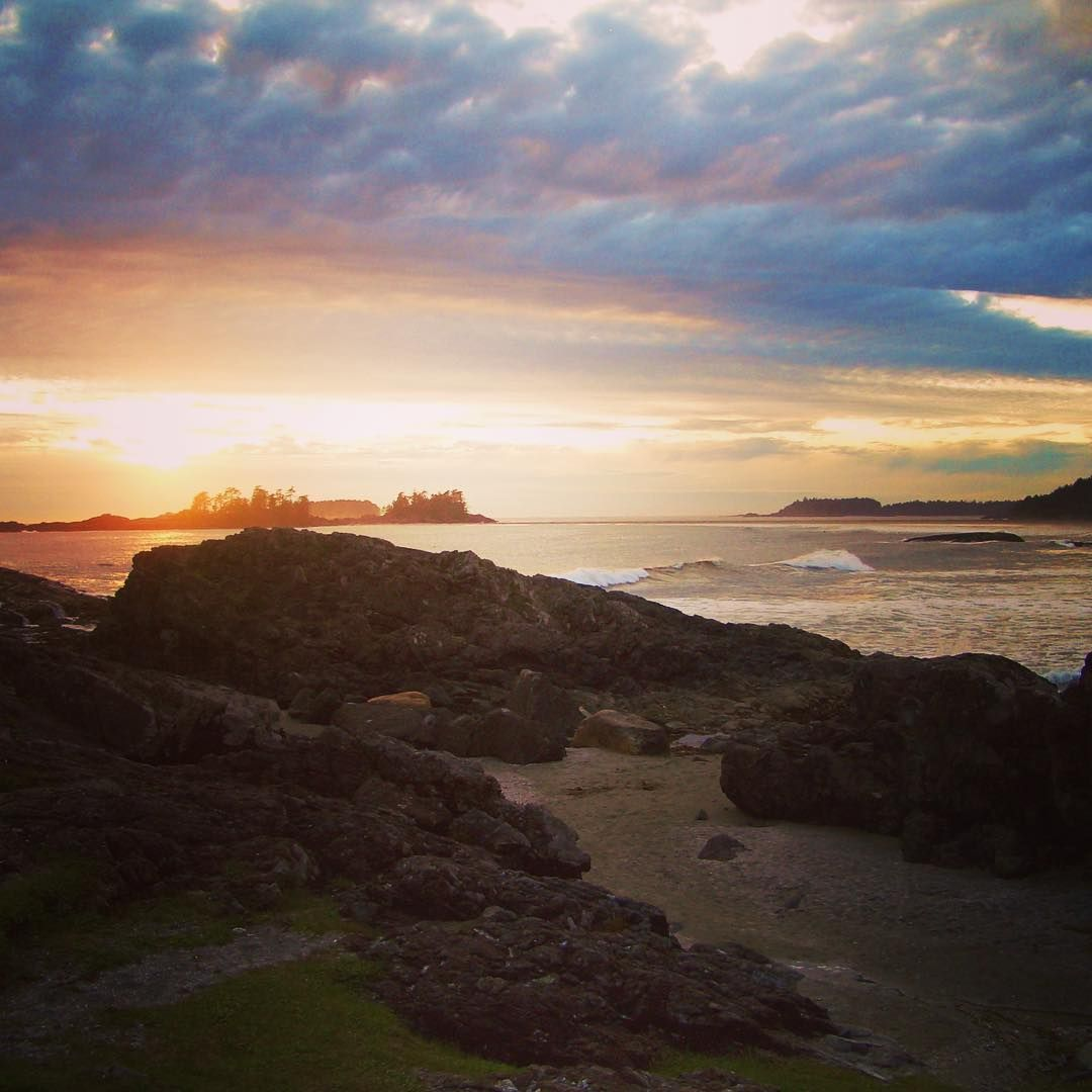 Beaches Vancouver Island: Flashback Friday. Long Beach, Vancouver Island, British