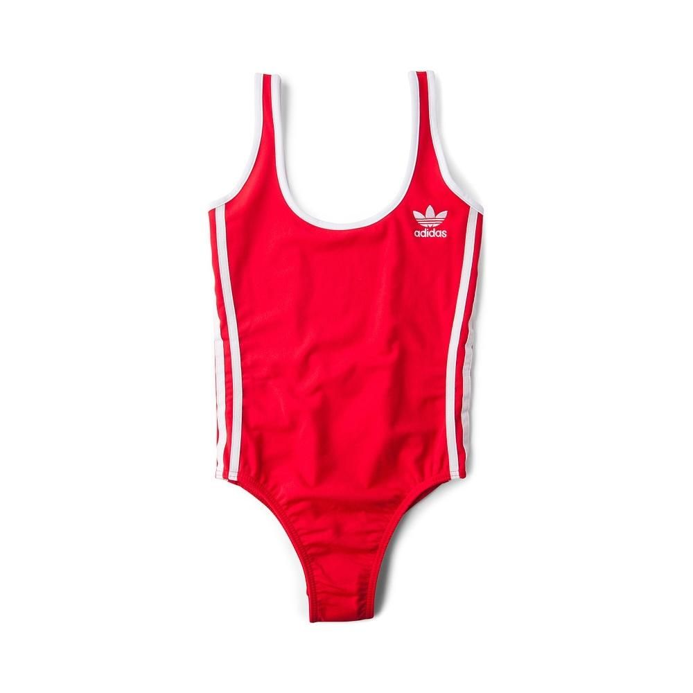 eccb7543fe08 Womens adidas Bodysuit - Red/White - 43571 | Fashion - Clothes ...