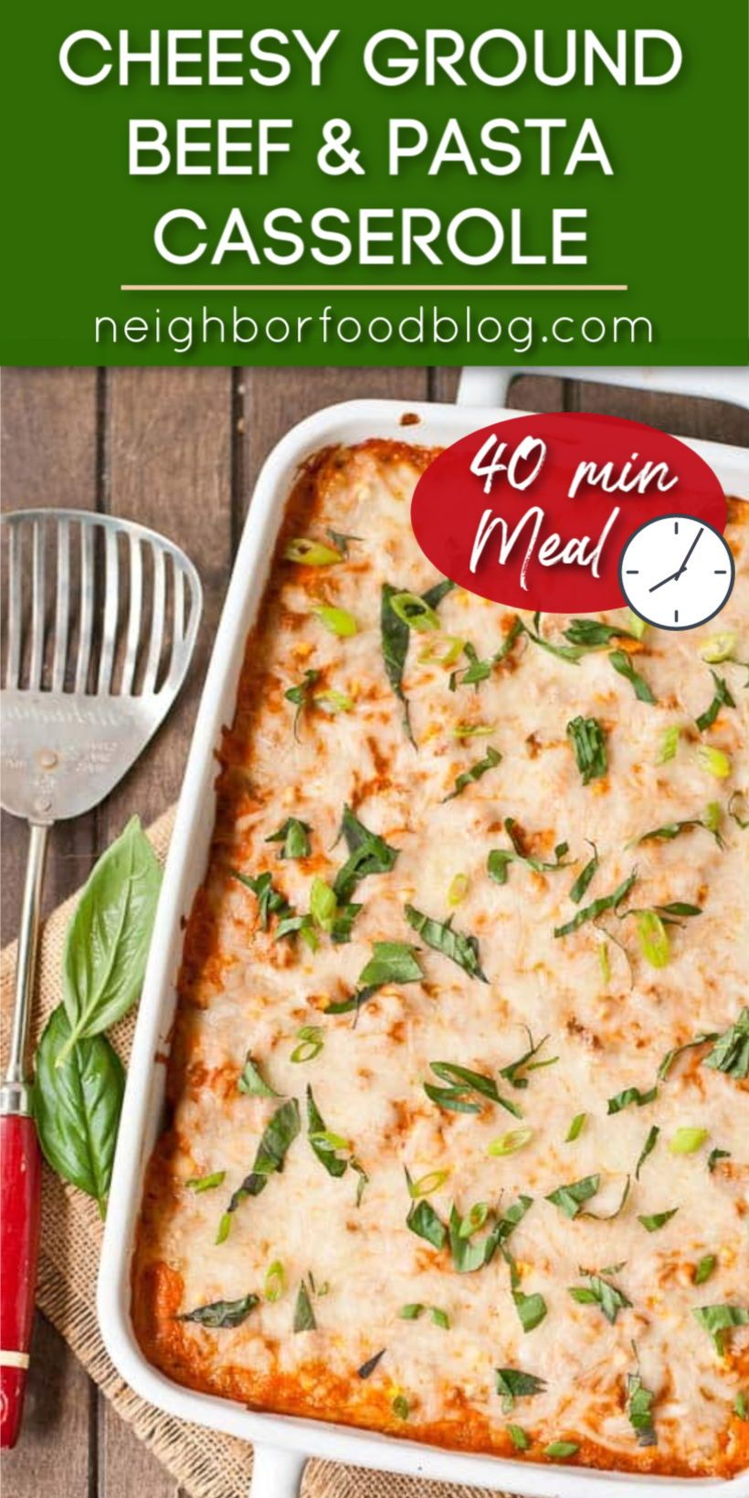 Cheesy Ground Beef And Pasta Casserole In 2020 Perfect Pasta Recipe Easy Dinner Casseroles Dinner Casseroles
