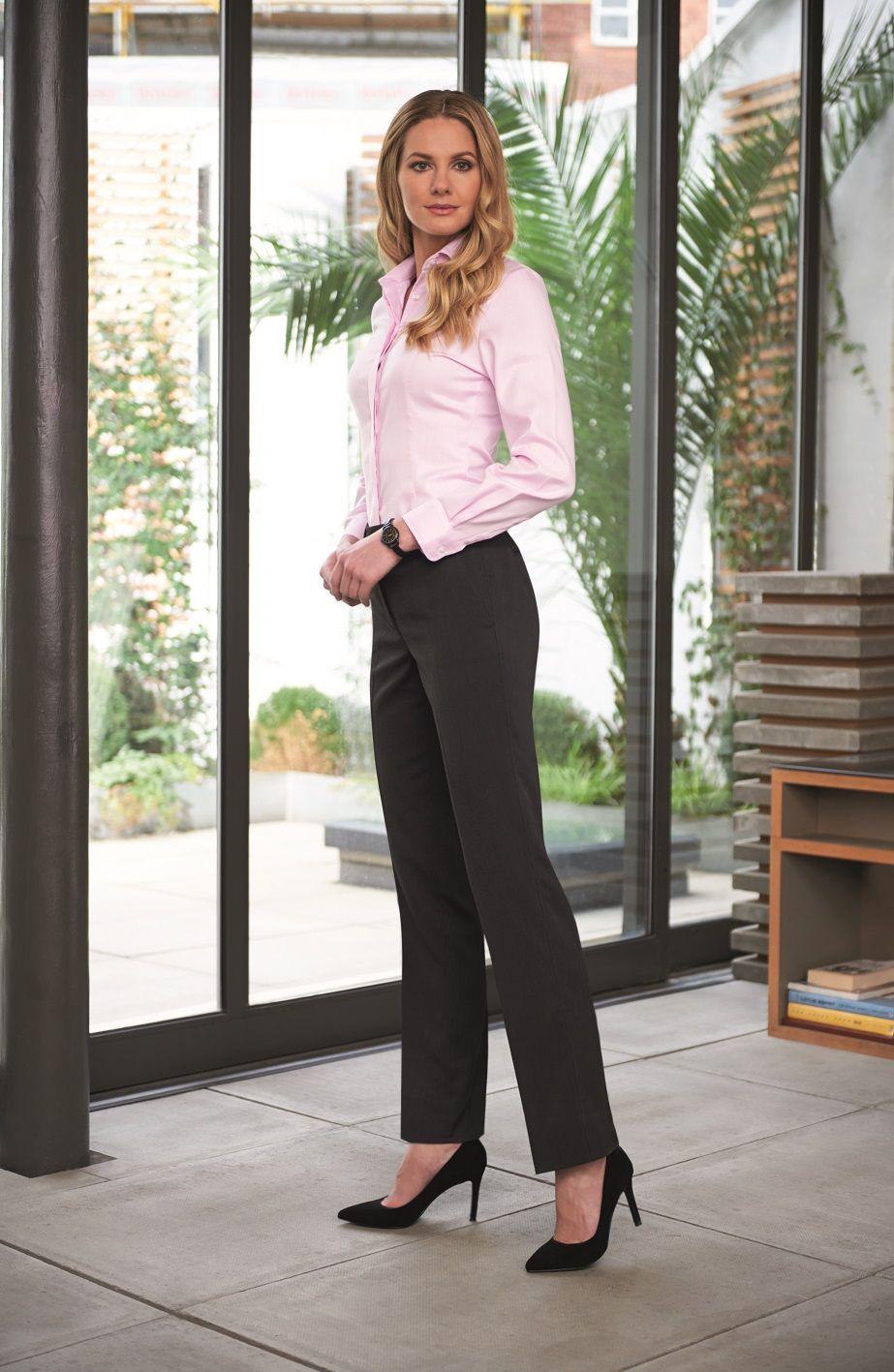 ed744525ccd4 dámské kalhoty a košile Formální Oblečení